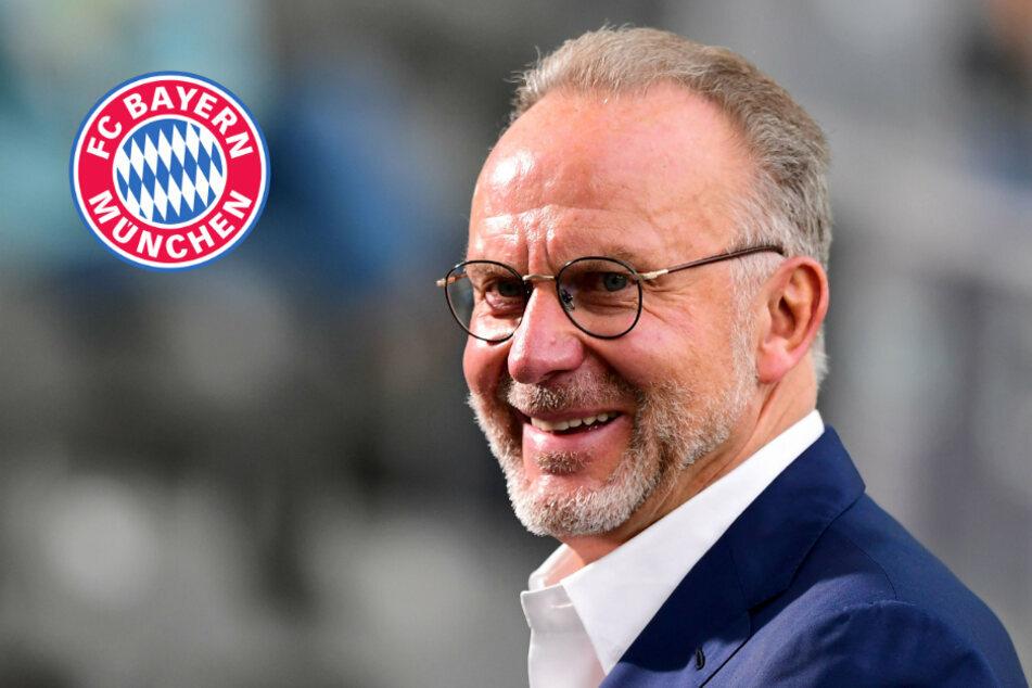 """Rummenigge nimmt sich DFB zur Brust: Müssen """"zu Harmonie und Loyalität zurückfinden"""""""