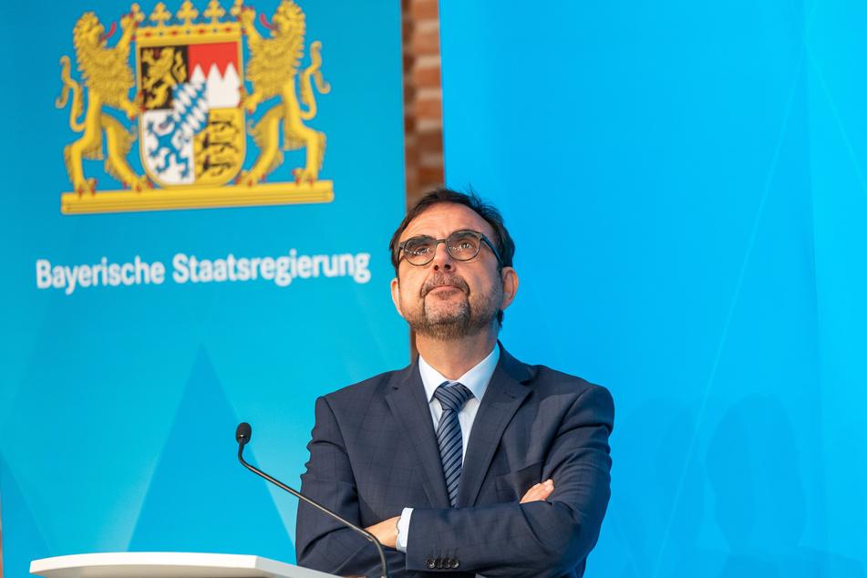 Klaus Holetschek (56, CSU), Bayerns Staatsminister für Gesundheit und Pflege.