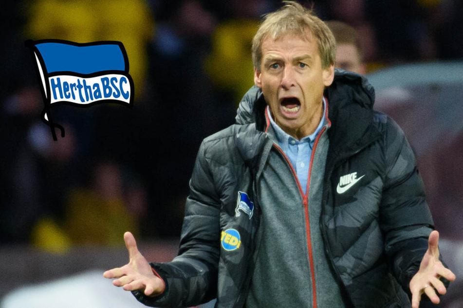 YouTuber gibt sich bei Hertha BSC als Bundesliga-Profi aus und Klinsmann merkt es nicht