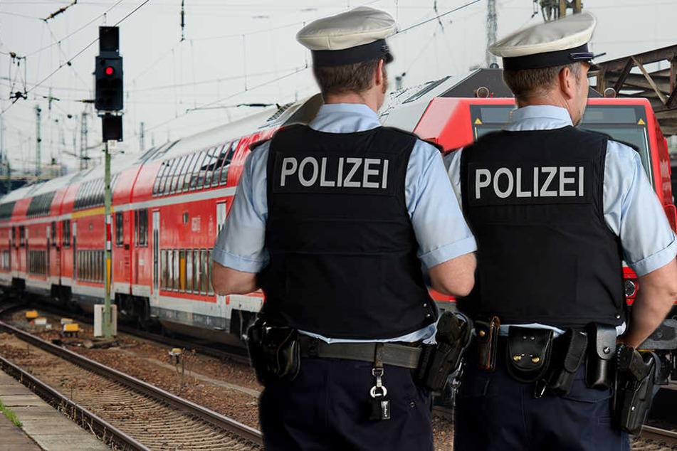 Streit eskaliert: Massenschlägerei in Regionalzug!