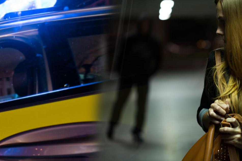 Mann reißt Frau in Stuttgart zu Boden und will sie vergewaltigen
