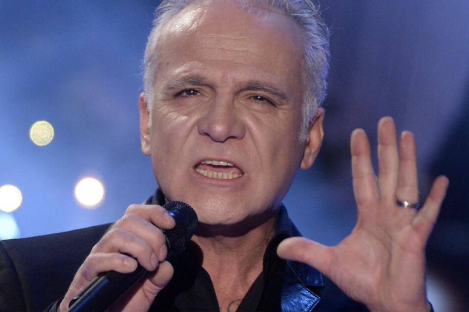 Braucht nach einem Song schon eine Pause: Schlager-Sänger Nino de Angelo (57). (Archivbild)