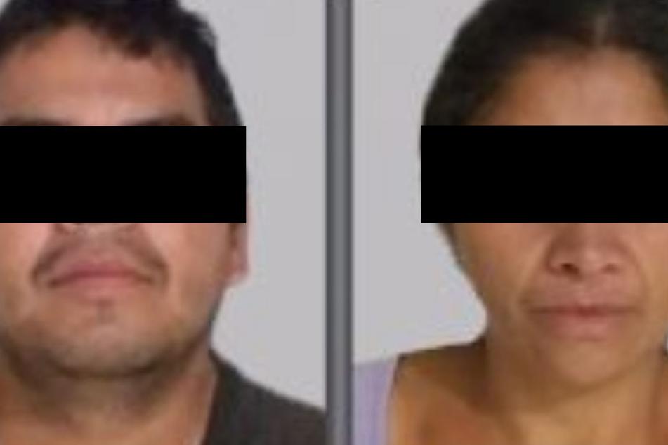 Killer-Paar transportiert Leichen-Teile in Kinderwagen