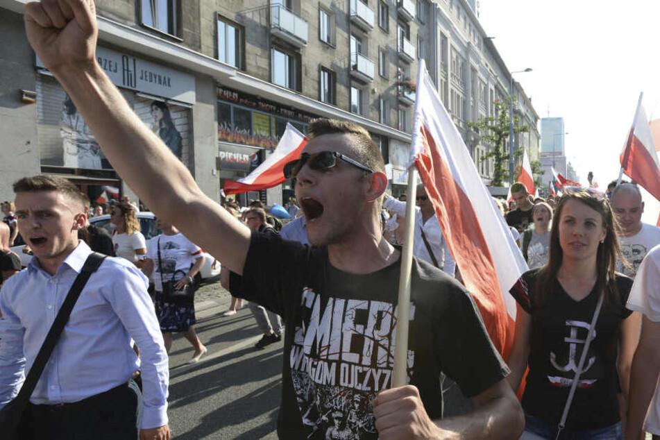 Polen will bis zu eine Billion Euro von Deutschland