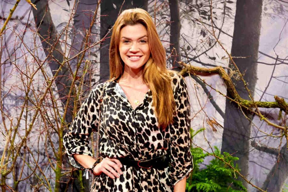 """Bachelorette Nadine Klein (33) auf der Europapremiere des Horror-Thrillers """"Bird Box"""" von Netflix im Zoo Palast."""