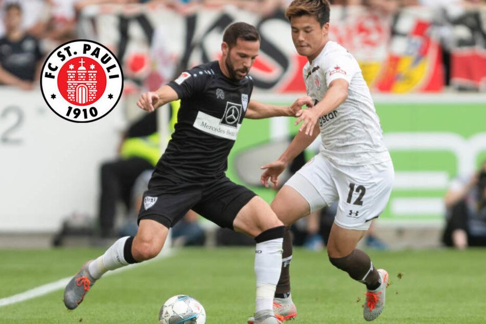 Bitteres Ende! FC St. Pauli belohnt sich nicht für bärenstarke Leistung