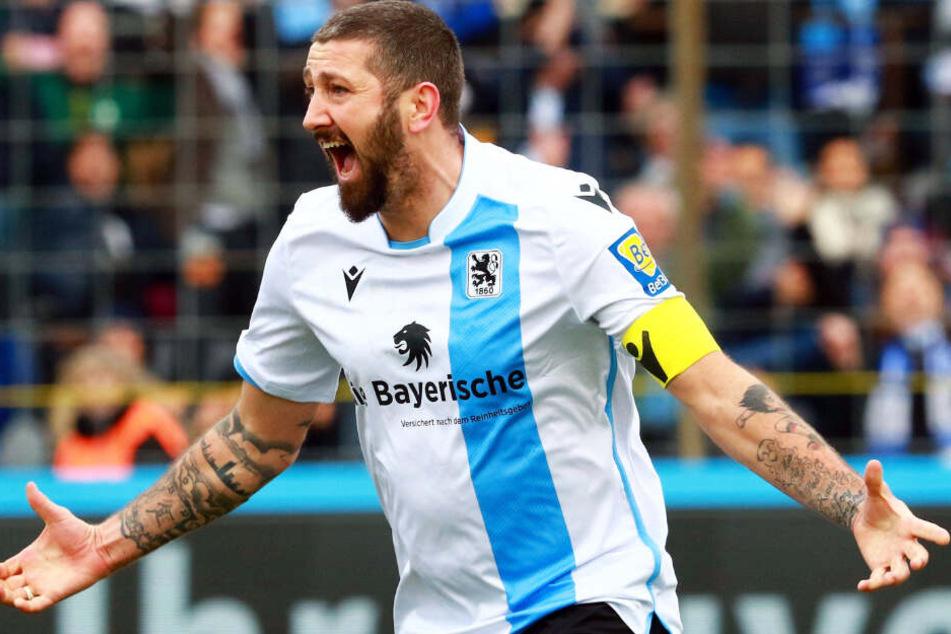 Sascha Mölders konnte in dieser Saison bislang elf Tore erzielen und zudem acht Treffer vorbereiten.