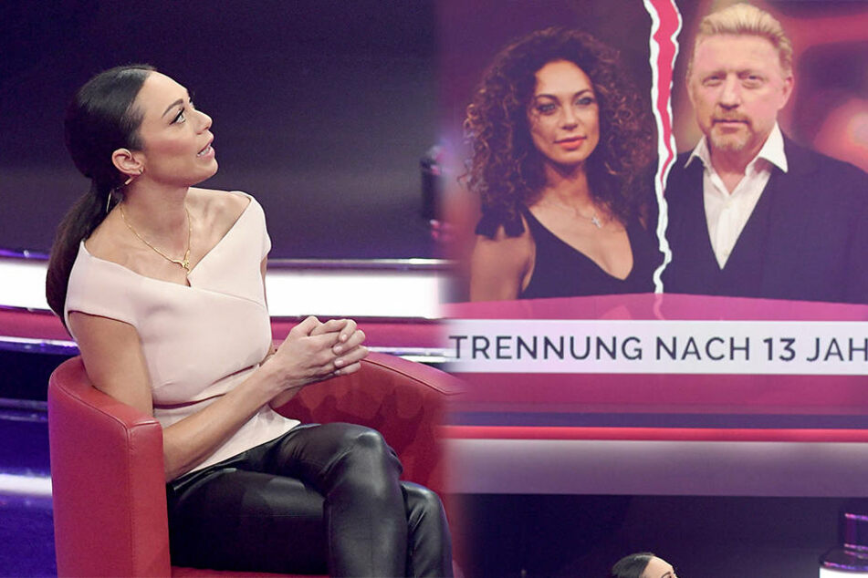 Lilly Becker blickte bei Günther Jauch zurück.