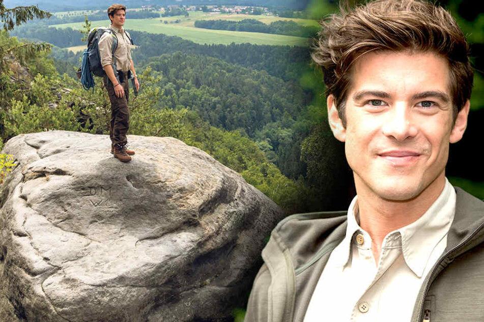 """""""Der Ranger"""" kommt! Serienstars Danne & Co. in der Sächsischen Schweiz"""