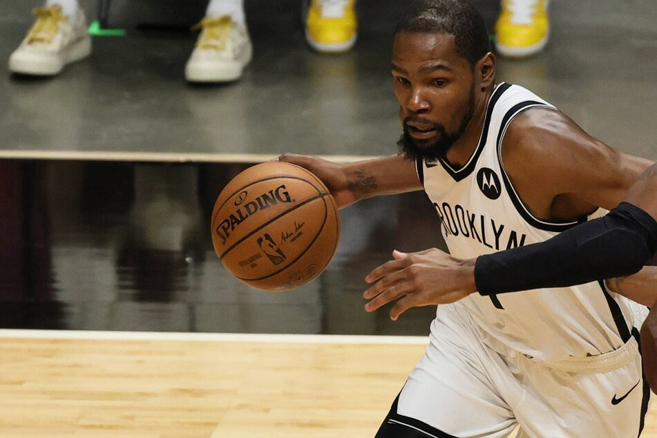 NBA Playoffs: Durant makes history as the Nets take the series back from the Bucks in Game 5