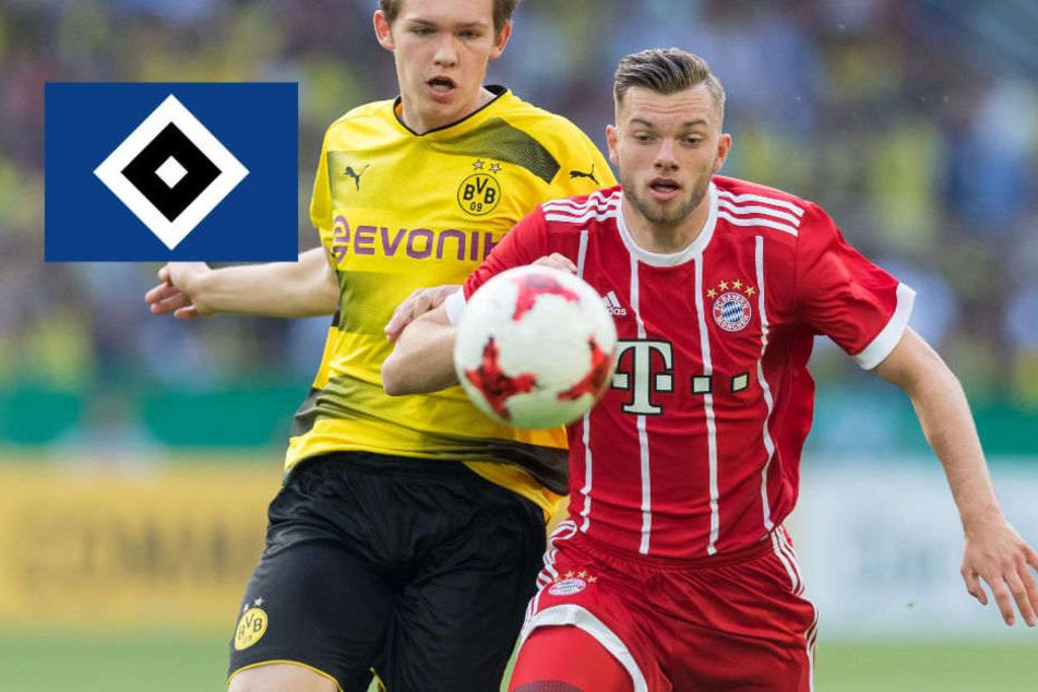 Perfekt! HSV schnappt sich Bayern-Talent