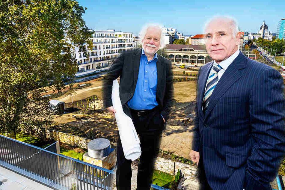 Herzogin Garten: Hier wächst Dresdens neuer Lustpark