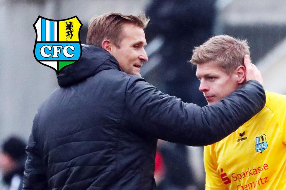 """CFC-Trainer Bergner fordert Lösungen: """"Gegner werden noch tiefer stehen"""""""