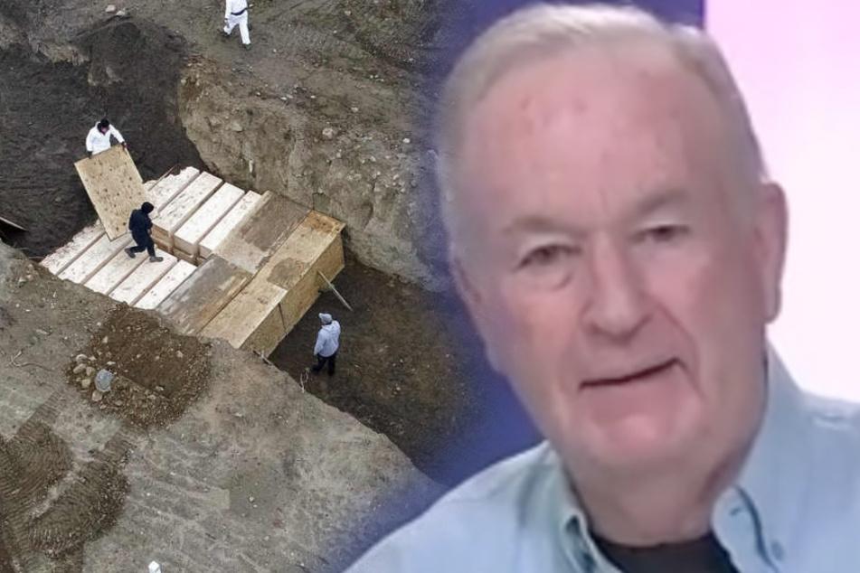 """US-Moderator: """"Die meisten Corona-Toten sind sowieso in den letzten Atemzügen"""""""