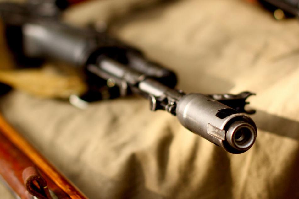 Bereits Ende April war die Waffe bei dem 31-Jährigen entdeckt worden.