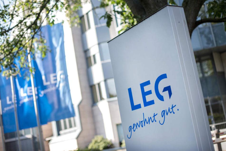 Die LEG-Zentrale in Düsseldorf.