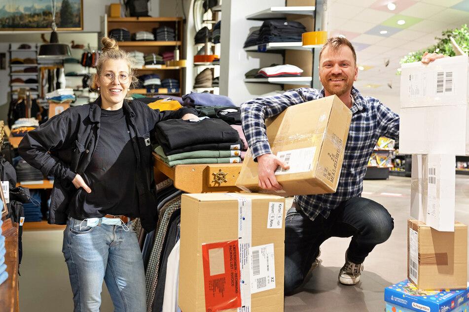 Ein Monat eBay-Modellprojekt: Chemnitzer Händler ziehen gemischte Zwischenbilanz