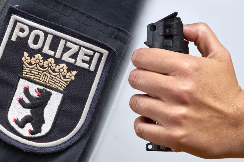 Türsteher will Polizisten den Eingang zum Club verweigern, dann wird es brutal