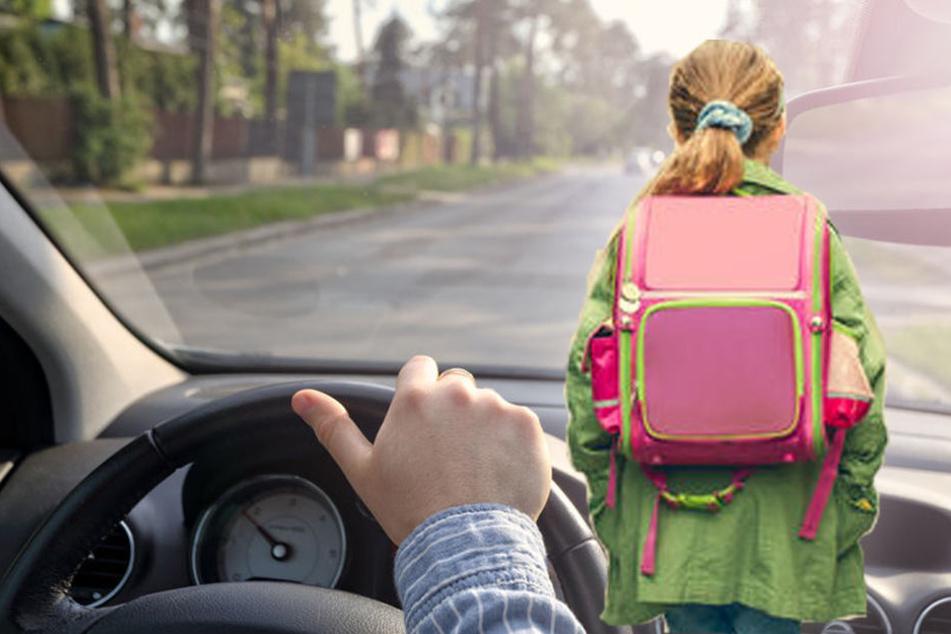 Unbekannter will Achtjährige mit Süßigkeiten ins Auto locken