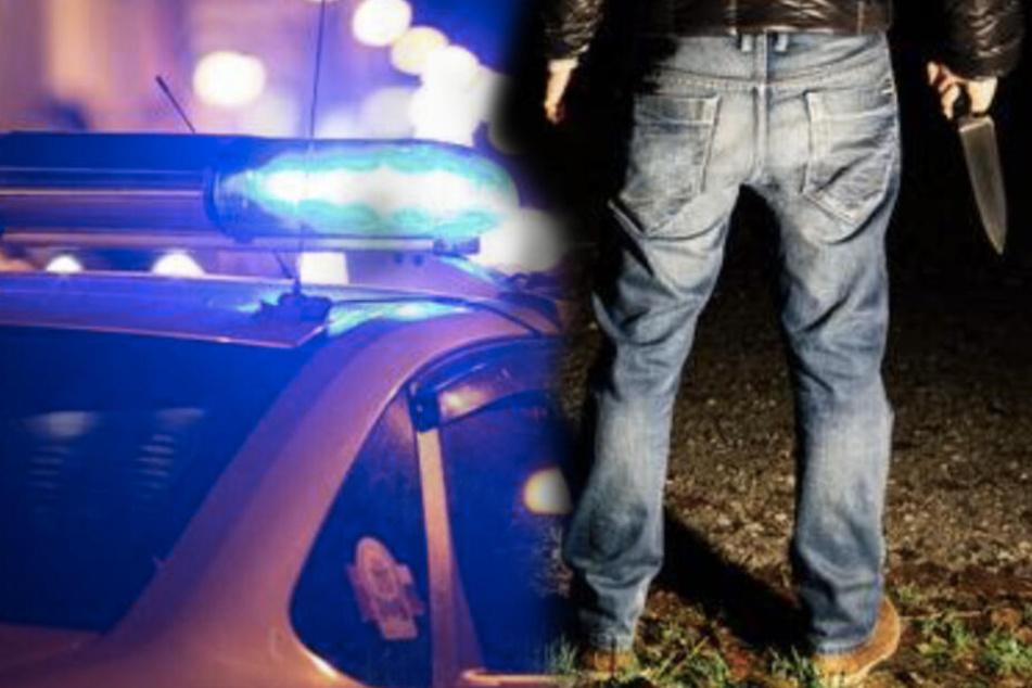 Die Polizei konnte den 21-Jährigen kurz nach der Tat festnehmen.