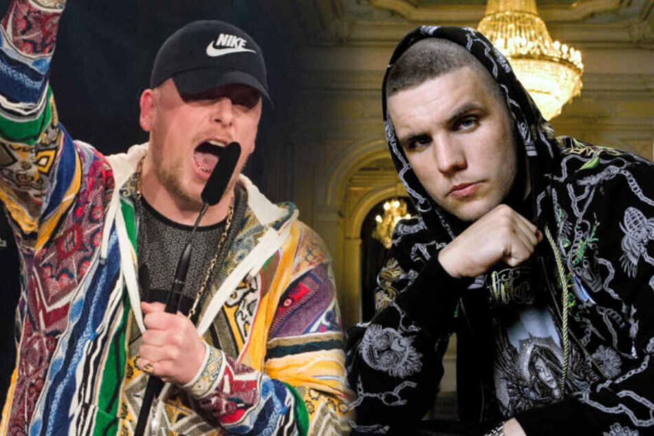 187 Strassenbande: Jetzt eskaliert der Rapper-Krieg zwischen Bonez MC und Fler!
