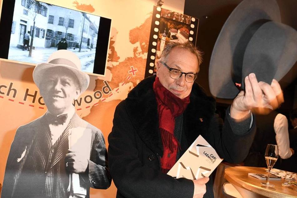 Berlinale-Chef Dieter Kosslick (68) begrüßt ab Donnerstag seine Gäste zur 67. Berlinale.