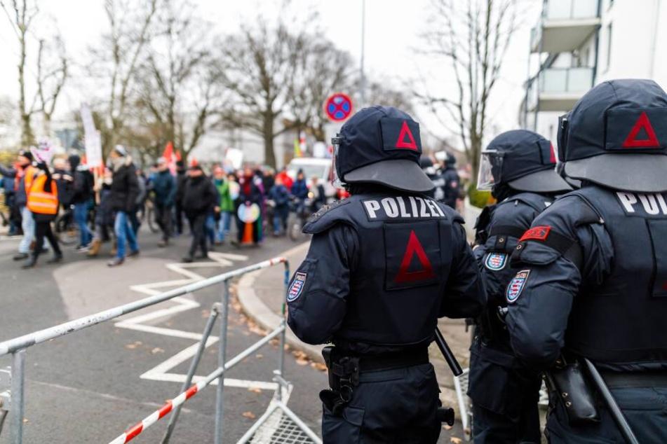 Fünf Polizisten haben sich für die AfD aufstellen lassen. (Symbolbild)