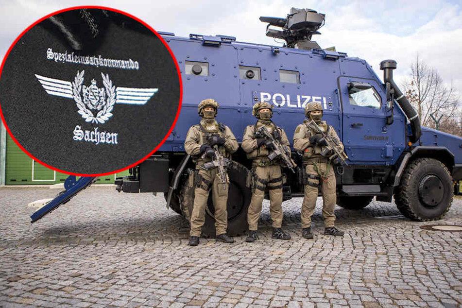 Wirklich Nazi-Symbolik? Das hat es mit dem Logo im Sachsen-Panzer auf sich