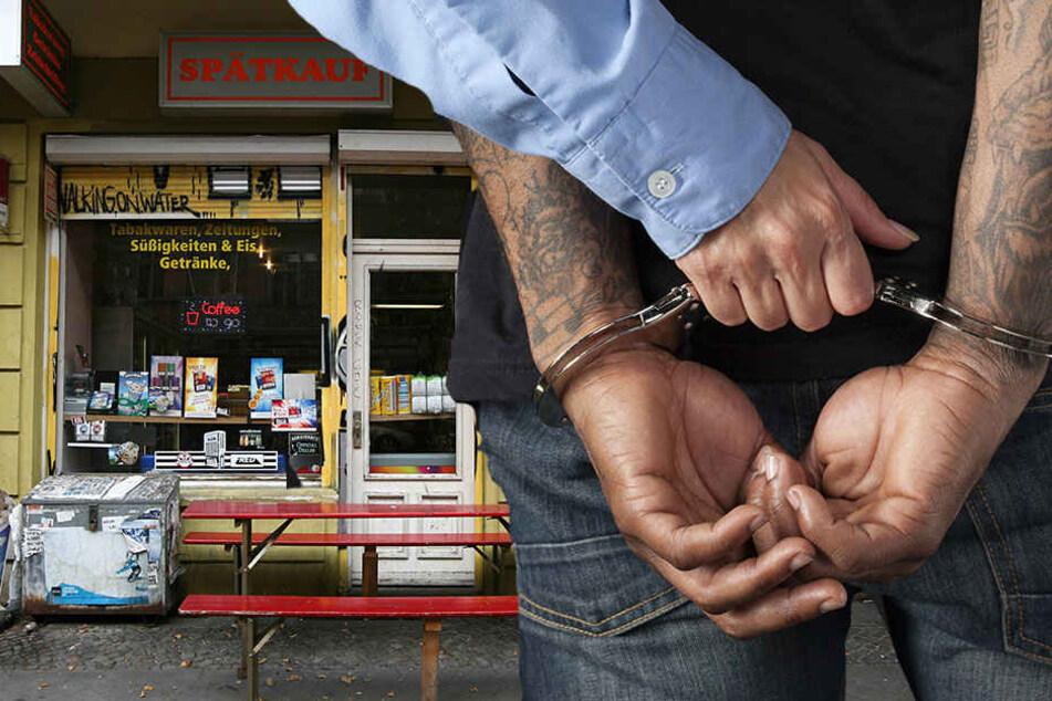 Bespuckt und geschlagen: Gang zum Späti endet mit Festnahme