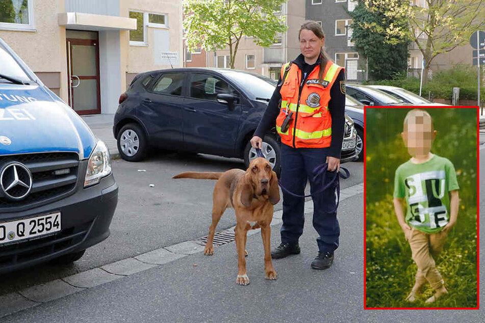 Aufatmen in Chemnitz: Der 7-jährige Mika-Joel ist wieder da!