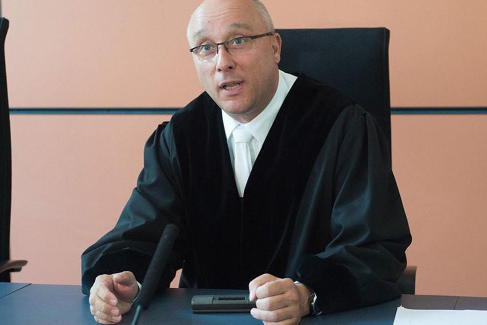 Jens Maier (54) ist nicht nur Richter am Dresdner Landgericht, sondern auch AfD-Bundestagskandidat.