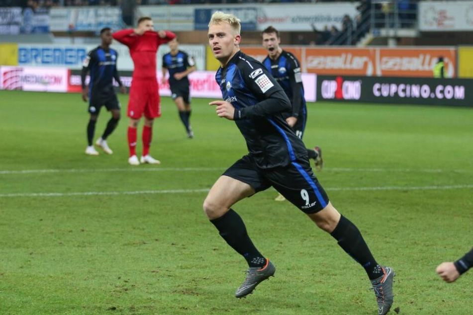 Julius Düker verlässt den SC Paderborn.