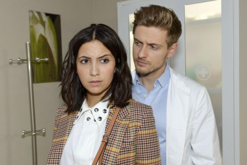 Laura kann ihre Gefühle für Philip nicht länger unterdrücken.