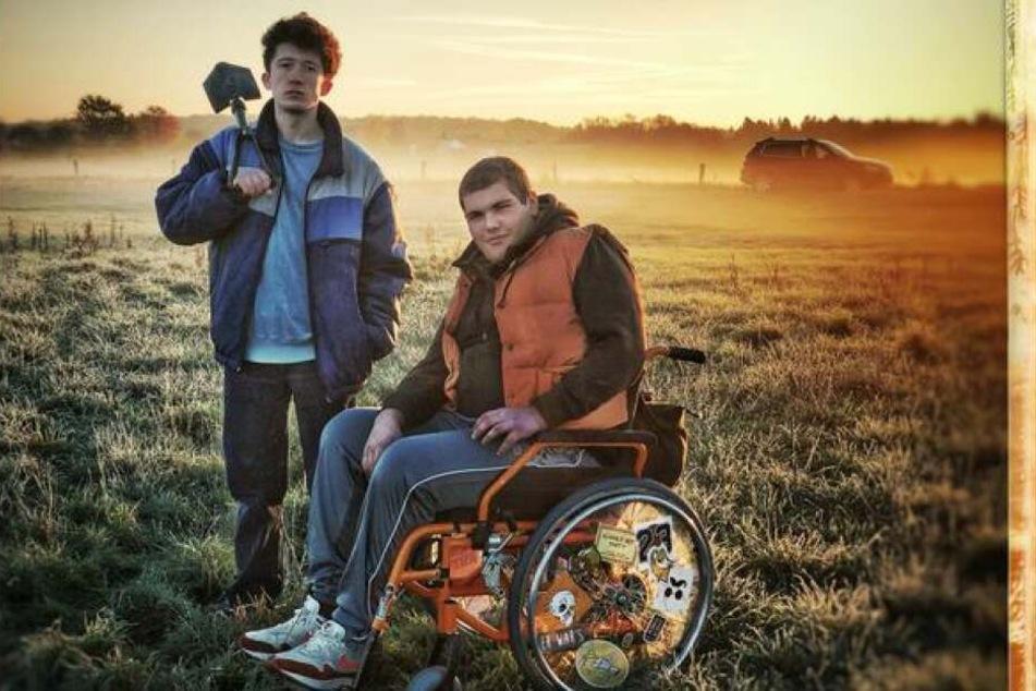Moritz (Maximilian Mundt, l.) und sein bester Kumpel Lenny (Danilo Kamperidis) erschaffen auch in der Netflix-Serie ein erfolgreiches Online-Drogenimperium.