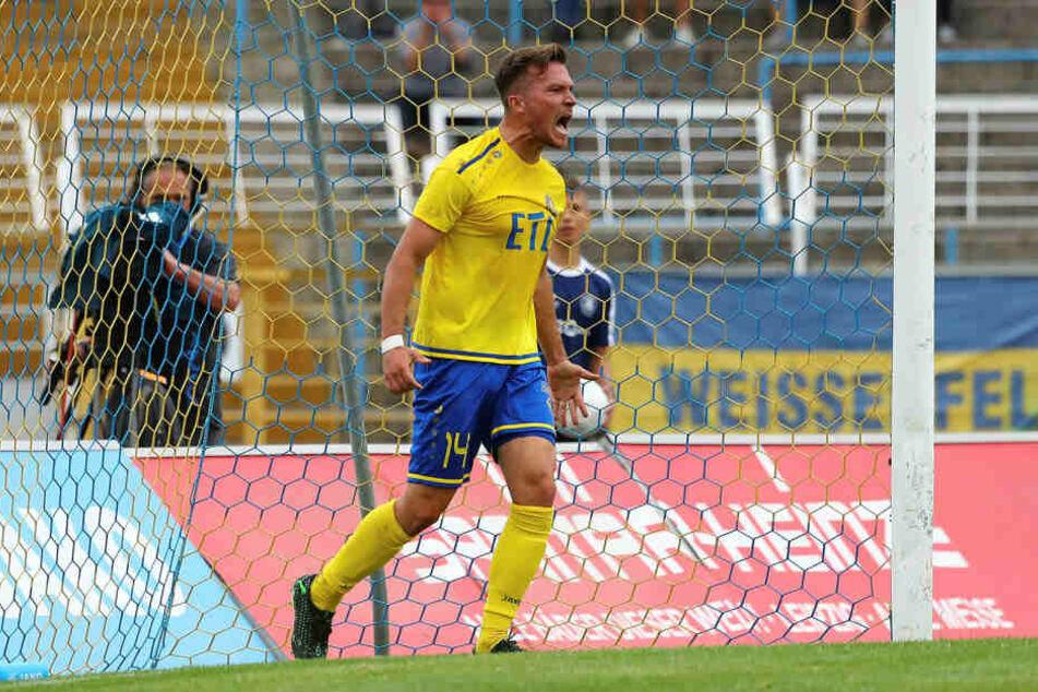 Patrick Wolf (31) steht seit Sommer 2018 beim FCL unter Vertrag.