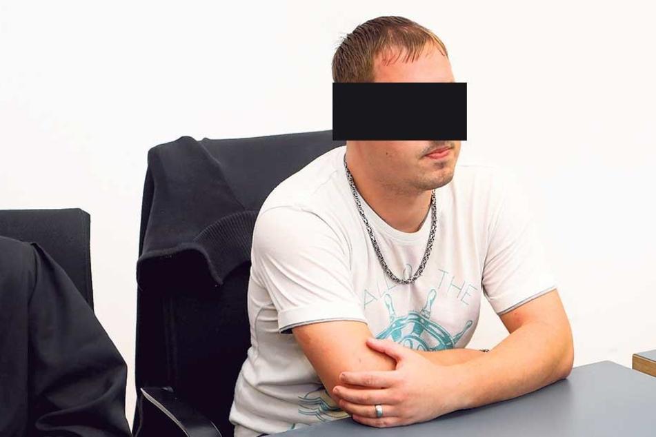 Jens Z. (31) schlief schon mit seiner Lebensgefährtin, als die noch minderjährig war. Das ist strafbar.