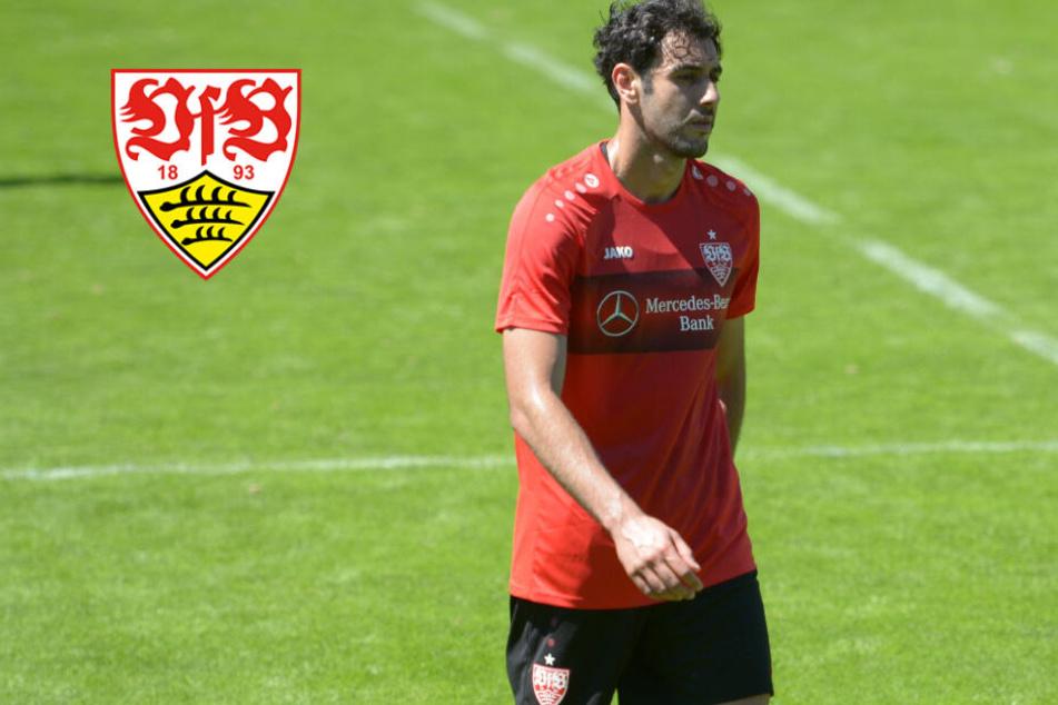 Kommt VfB-Stürmer Al Ghaddioui gegen Ex-Club Regensburg aus seinem Formloch?