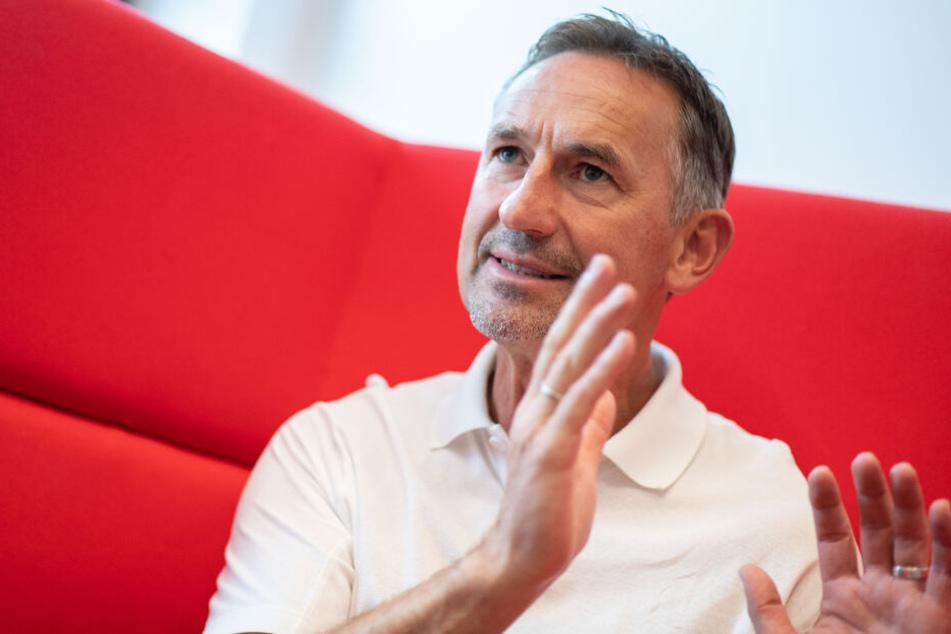 Achim Beierlorzer (51) ist Trainer beim 1. FC Köln.
