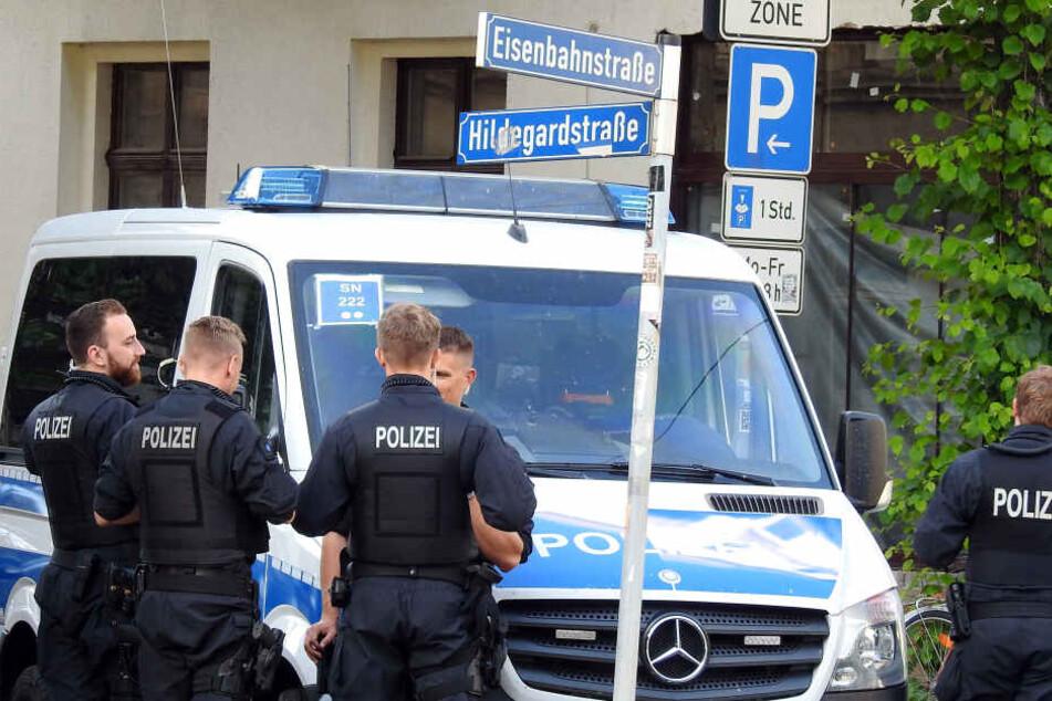 Auf der Eisenbahnstraße in Leipzig kam es zu einem Angriff auf einen 28-Jährigen. (Archivbild)