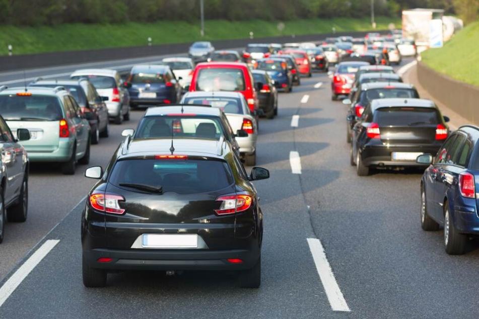 Die A9 Richtung Berlin ist aktuell wegen eines Unfalls gesperrt.