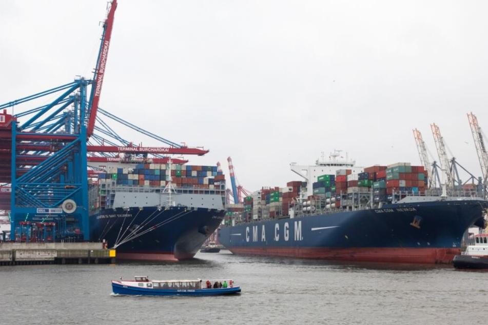 Hamburger Hafen ist wieder auf dem Vormarsch!