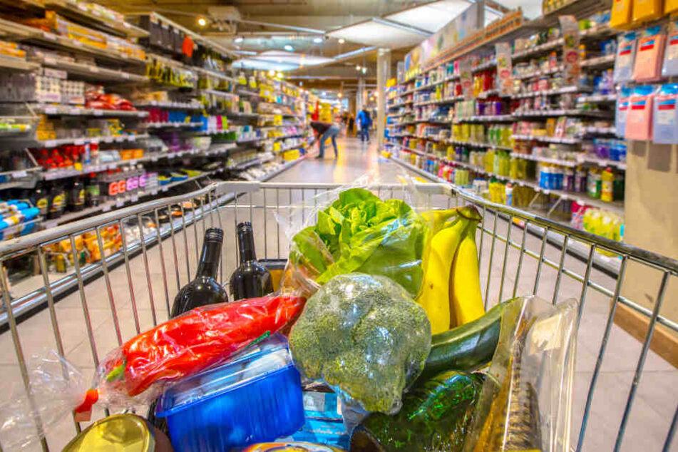 In einem Supermarkt in Bremerhaven wurde die scheinbare Schlange gefunden. (Symbolfoto)