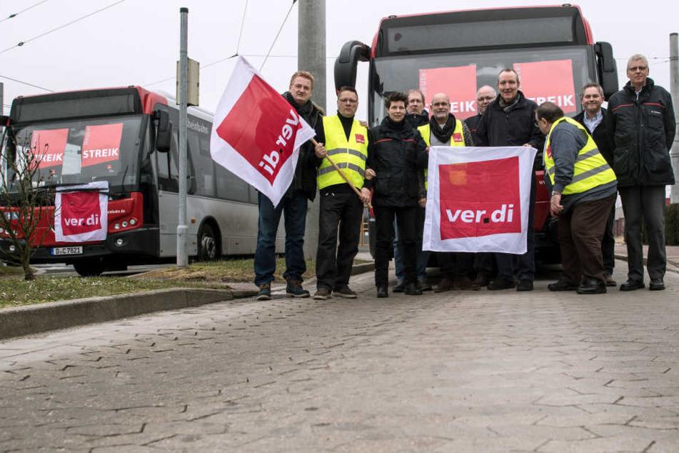Verdi Streikt Am Dienstag In Nrw Köln Ohne Kvb Verkehr