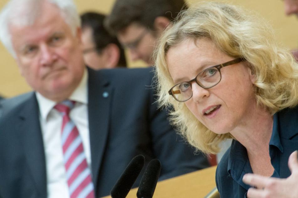 Maaßen-Beförderung: Natascha Kohnen will Entlassung Horst Seehofers