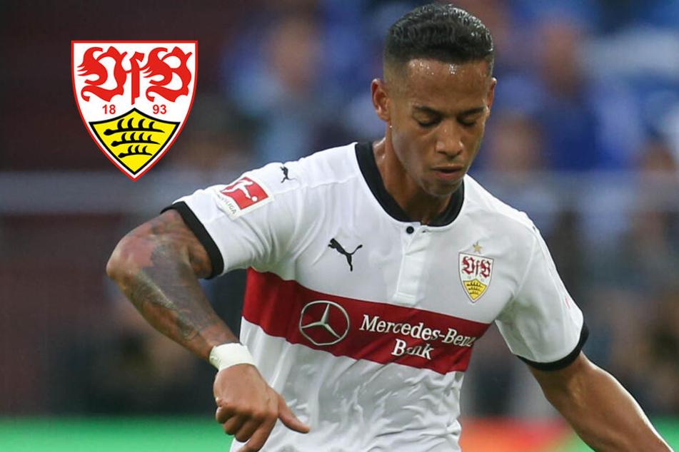 Spielerfrau plaudert aus: Verlässt Dennis Aogo bald den VfB Stuttgart?