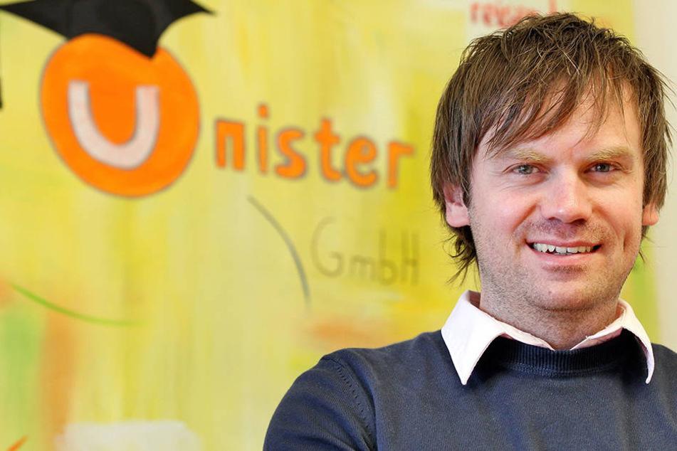 Verlor bei dem Rip-Deal 1,5 Millionen Euro und letztlich auch sein Leben: Unister-Gründer Thomas Wagner.