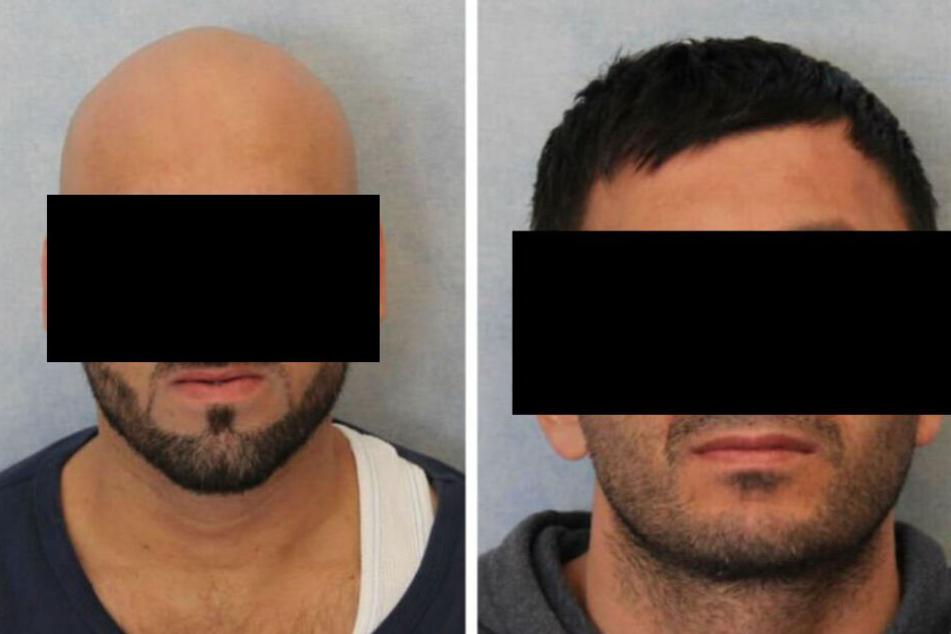 Beide Straftäter, die geflohen waren, konnten laut Polizei festgenommen werden.