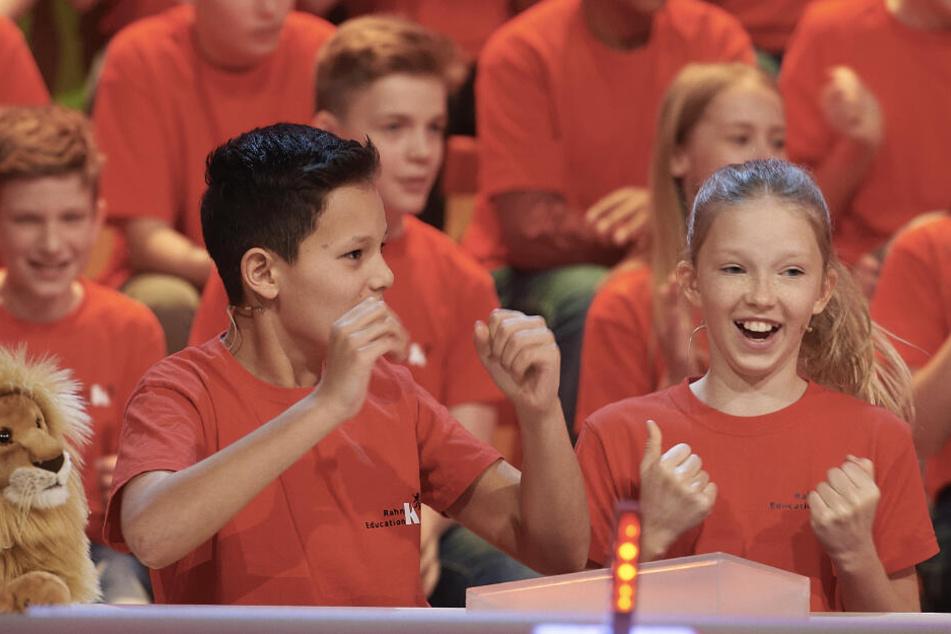 Diese Leipziger Kids sind weiter im Rennen um den Titel