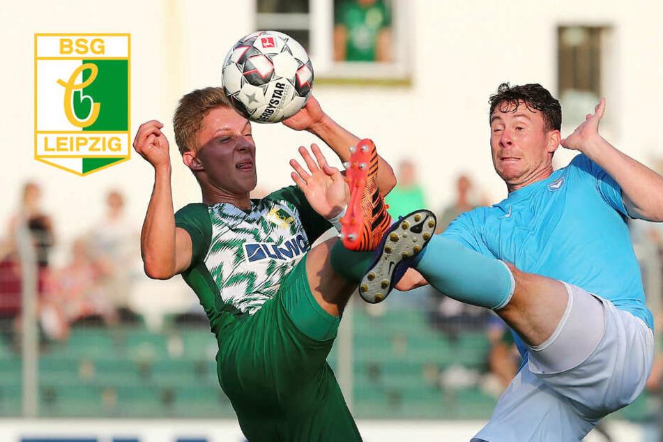 Chemie Leipzig im zweiten Ligaspiel wieder ungeschlagen, wieder torlos