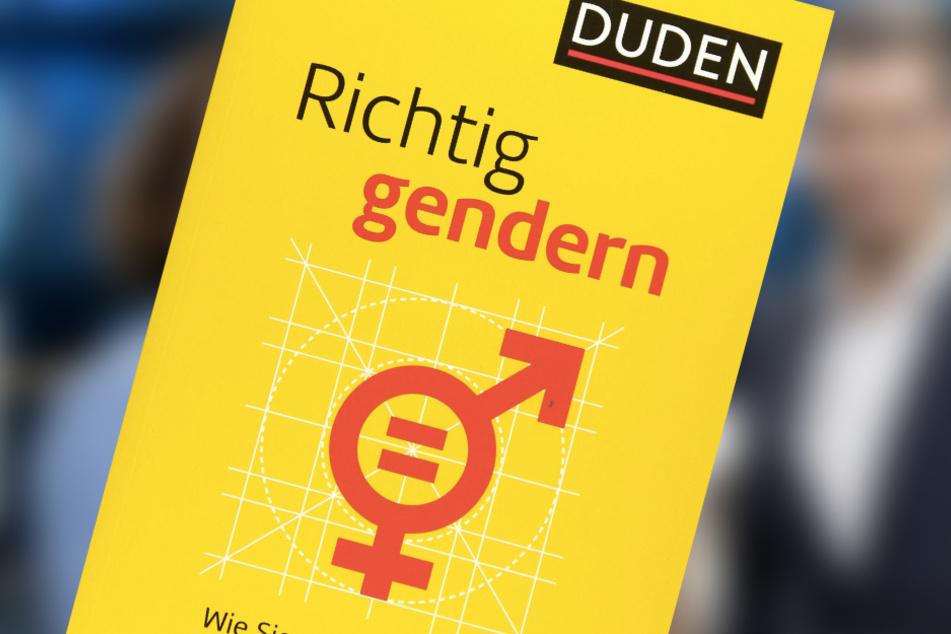 Kathrin Kunkel-Razum aus der DUDEN-Chefredaktion diskutiert mit im MDR.